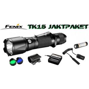 Fenix TK15 Jaktpaket
