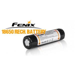 Fenix uppladdningsbara 18 650 Li-Ion-batteri