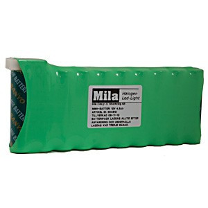 Mila batteri 12V 4,5AH