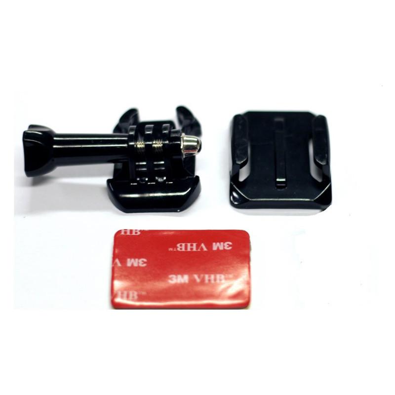 Hjälmfäste GoPro-kompatibelt