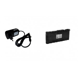 LEDX batteri 11.1V /9.5 Ah / 106 Wh + laddare