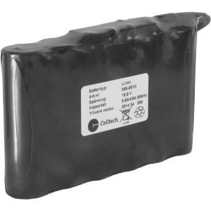 LEDX batteri M 65 Wh