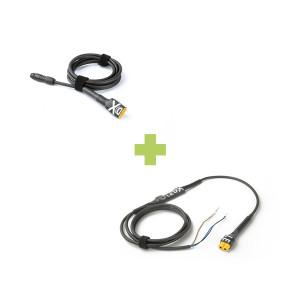 LEDX Skyddskabel XT60 + förläningningskabel XT60