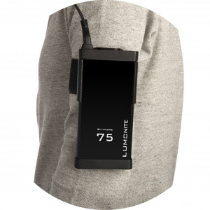 Extrabatteri LUMONITE® Slimcore 75