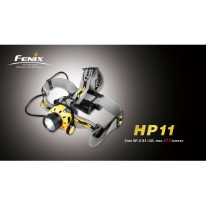 Fenix pannlampa HP11