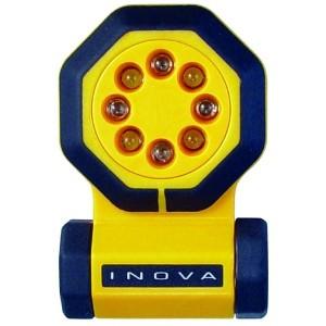 Inova 24/7 Gul med tillbehör