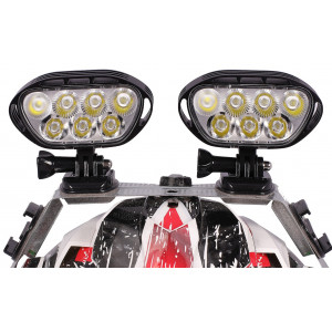 M Tiger Sport Motor Sport light-kit (EE) Extreme Elite 18600 lumen