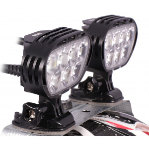 M Tiger Sport Motor Sport light-kit (L) large 12400 lumen
