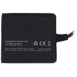 Batteri 4-cell 7,4V (7000mAh) – Originalbatteri DS 2019