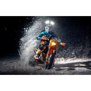 LEDX Cobra 6500 X-pand Enduro-kit