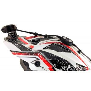Hjälmlampa M Tiger Sports Hyperion - Skoter/Enduro