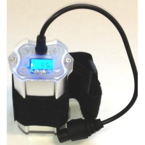 Mila DXL-batteri li-ion 4,4Ah med display
