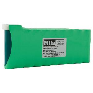 Mila Batteri NiMH 6V 9Ah
