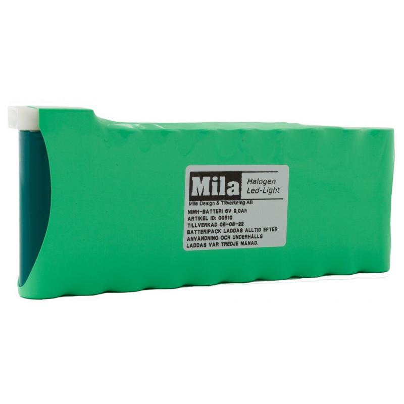 batteri 6V 9AH