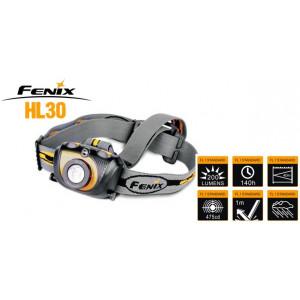 Fenix pannlampa HL30