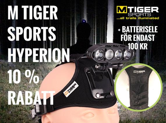 Kampanj M Tiger Sport