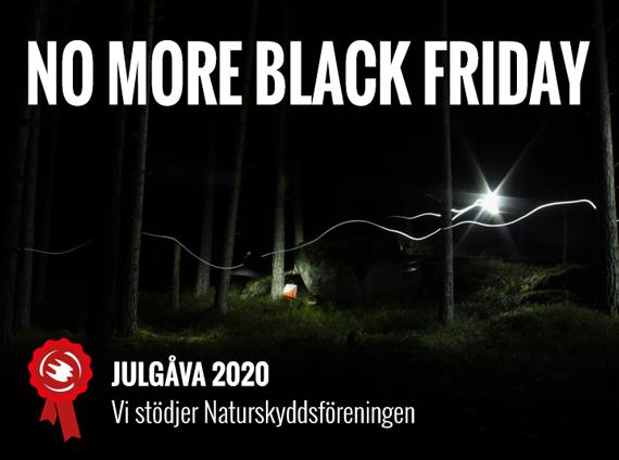 No more black friday