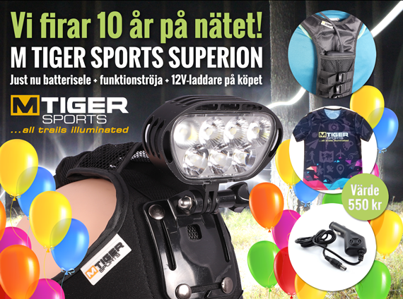 M Tiger Sports Superion