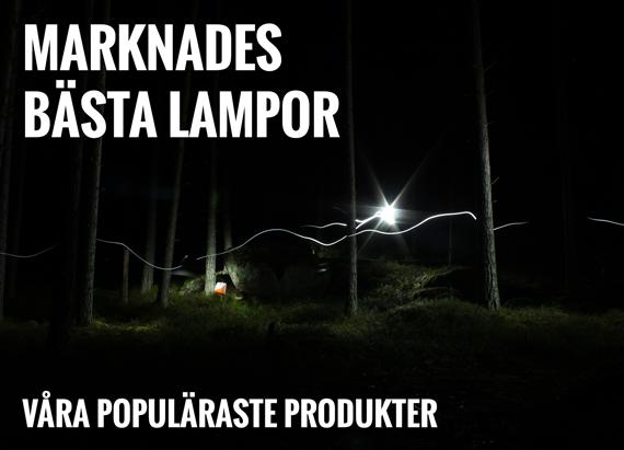 Våra populäraste lampor