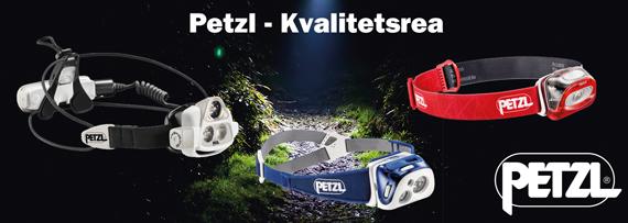 Petzl-Kvalitetsrea